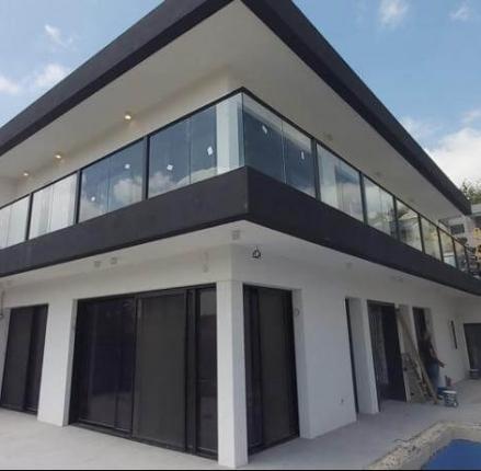 בית פרטי בבניה