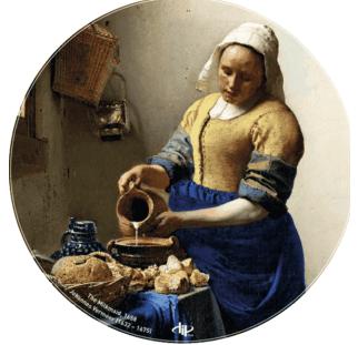 אומנות והיסטוריה על השולחן  (1)