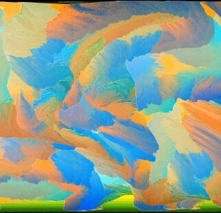 אומנות על זכוכית (3)