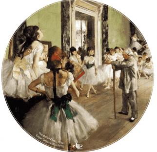 אומנות והיסטוריה על השולחן  (4)