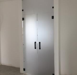 דלת מעבר זכוכית אסיד  (2)