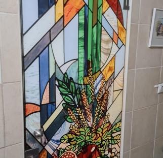 דלת ויטראז מעוצבת (3)