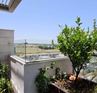 הגבהת מעקה למרפסת (5)