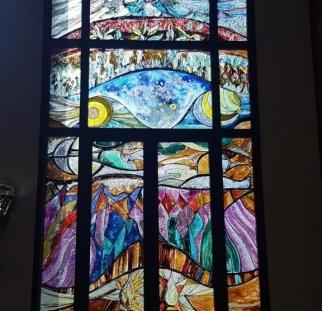 ויטראז לבית כנסת (2)