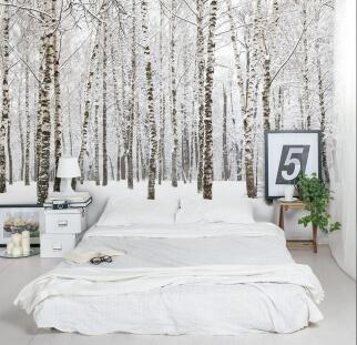 חדר שינה הורים בשלג