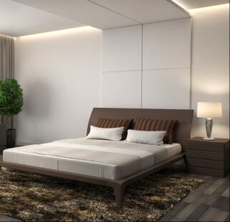 חדר שינה מראה אבן  (1)