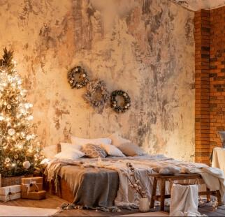 חדר שינה מראה אבן  (16)