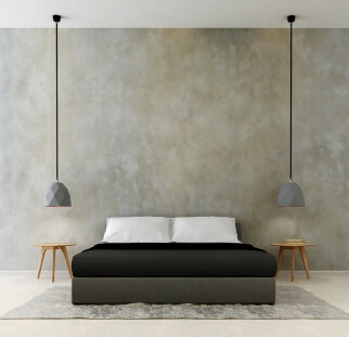חדר שינה מראה אבן  (3)