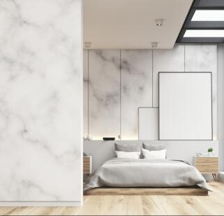 חדר שינה מראה אבן  (6)