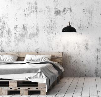 חדר שינה מראה אבן  (7)