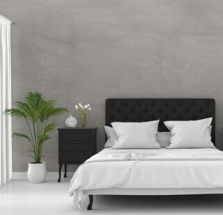 חדר שינה - מראה בטון בזכוכית   (31)