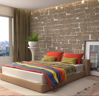 חדר שינה מראה בריקים בזכוכית  (10)