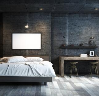 חדר שינה מראה בריקים בזכוכית  (13)