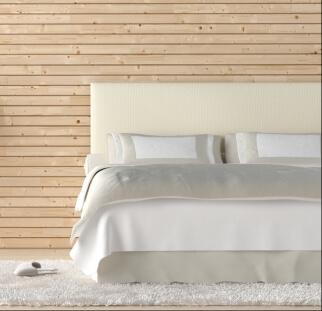 חדר שינה מראה עץ בזכוכית  (1)
