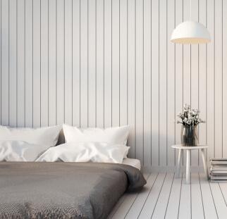 חדר שינה מראה עץ בזכוכית  (5)