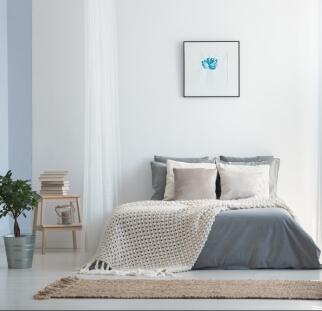 חדר שינה מראה פטרנים בזכוכית  (7)