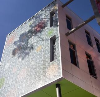 חיפויי מבנה בקירות חוץ