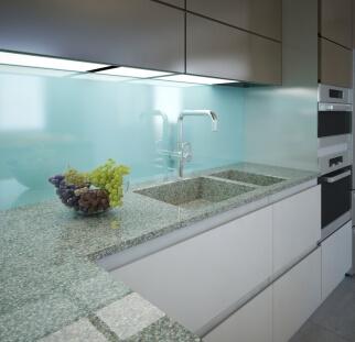חיפוי זכוכית למטבח  (12)