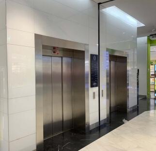 חיפוי זכוכית למעלית  (10)