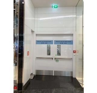חיפוי זכוכית למעלית  (12)