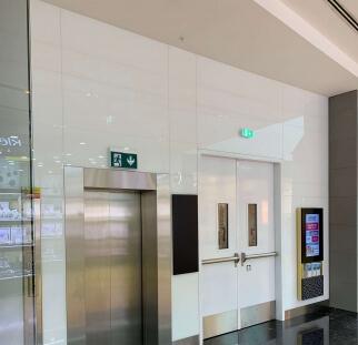 חיפוי זכוכית למעלית  (14)