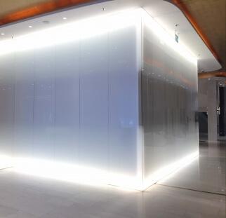 חיפוי זכוכית למעלית  (9)