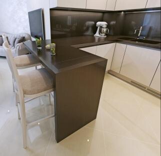 חיפוי מטבח מראה בטון - זכוכית  (8)