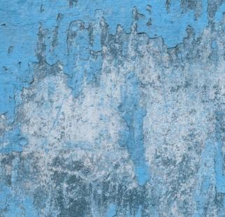 חיפוי מראה  טבעי כחול יוון