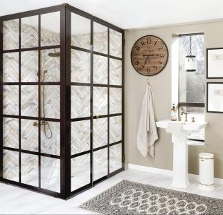 חיפוי קירות חדר אמבטיה  (4)