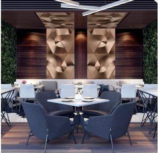 חיפוי קירות מסעדה