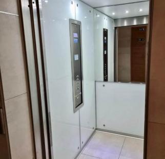 חיפוי קירות מעלית בזכוכית (3)