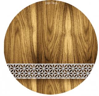 טקסטורת עץ על שולחן