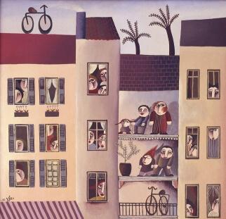 יובל מלר אומן  גרים בעיר (30)