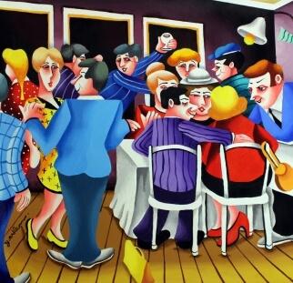 יובל מלר אומן מסיבה  (1)