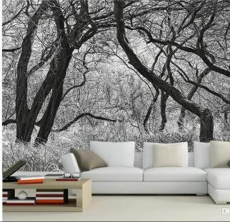 יער בסלון
