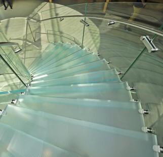 מדרגות זכוכית  (10)
