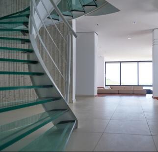 מדרגות זכוכית  (8)