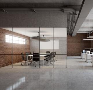 מחיצות זכוכית מעוצבות  (27)