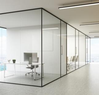 מחיצות זכוכית מעוצבות  (8)