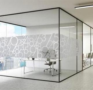 מחיצות זכוכית למשרד (3)