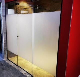 מחיצות זכוכית מעוצבים למשרד  (6)