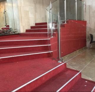 מעקות זכוכית תיאטרון ירושלים  (6)