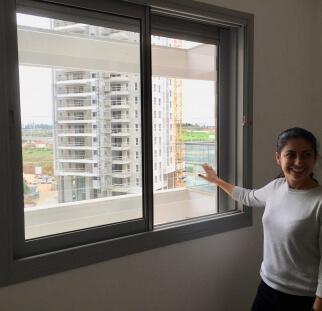 סורג שקוף בחלונות  (4)