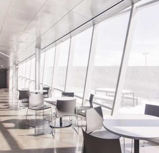 עיצוב מבני משרדים
