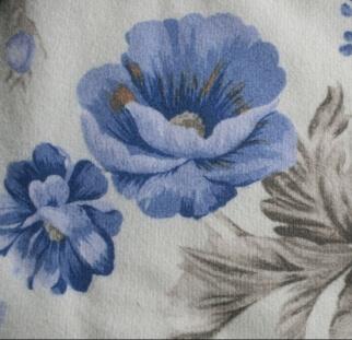 אבסטרקט פרחים לילך