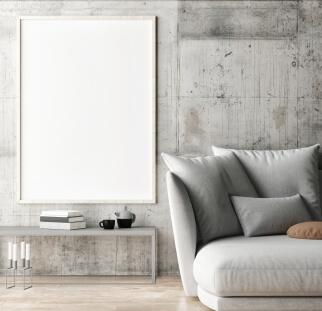 חיפוי קיר מראה בטון- זכוכית  (20)