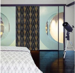 חיפוי קיר פנים חדר השינה