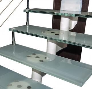 מדרגות זכוכית  (12)