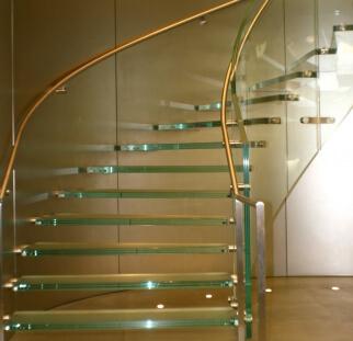 מדרגות זכוכית  (13)