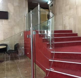 מעקות זכוכית תיאטרון ירושלים  (8)
